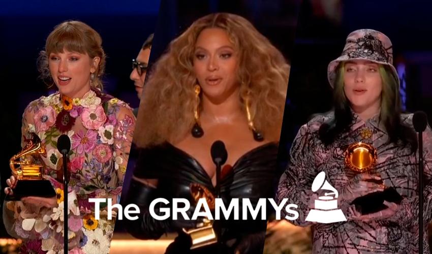 Sagrando Taylor Swift, Beyoncé e Dua Lipa, confira os vencedores do Grammy 2021