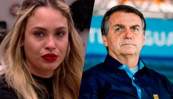 #BBB21: Sarah volta a dar declarações polêmicas em apoio a Jair Bolsonaro; veja vídeo