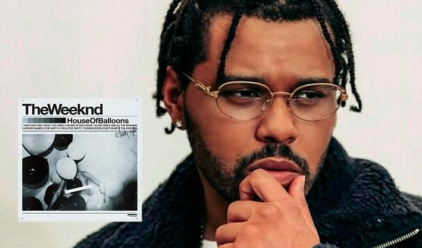 """Em comemoração aos 10 anos de lançamento, The Weeknd disponibiliza mixtape """"House of Baloons"""" nas plataformas"""