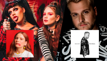 """Carol Biazin tá em dose dupla! Ouça """"Rolê"""", colaboração com Gloria Groove e """"Stay"""", com Bruno Martini"""