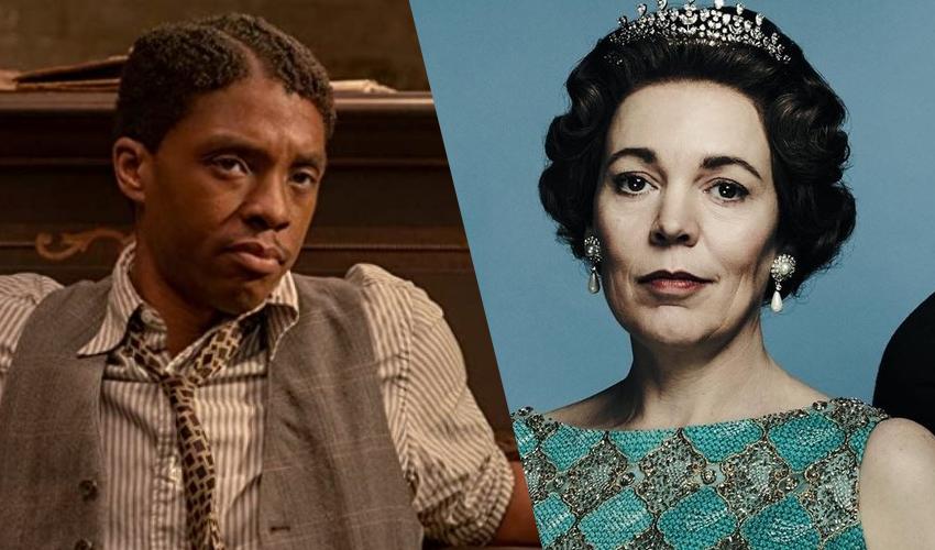 """Chadwick Boseman e """"The Crown"""" são os destaques do Critics Choice Awards 2021; confira todos os vencedores"""