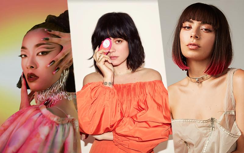 Lily Allen pede justiça à Rina Sawayama e Charli XCX após não serem indicadas ao BRIT Awards 2021