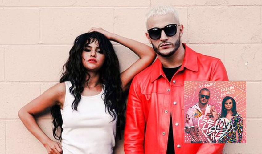 """Com nova parceria, Selena Gomez e Dj Snake lançam a eletrizante """"Selfish Love""""; ouça"""