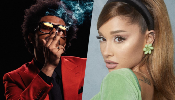 "The Weeknd divulga prévia de remix de ""Save Your Tears"", com Ariana Grande"