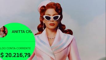 """Fãs de Anitta levantam 20 MIL reais para divulgação de """"Girl From Rio"""" no exterior"""