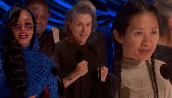 """Consagrando """"Nomadland"""", Frances McDormand e Anthony Hopkins, confira todos os vencedores do Oscar 2021"""