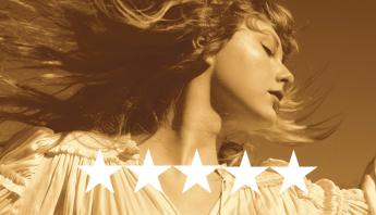 """Com nova versão do """"Fearless"""", Taylor recebe NOTA MÁXIMA em crítica especializada"""
