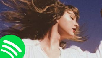 Taylor Swift domina TODO O TOP 10 da lista dos maiores streams femininos diários no Spotify em 2021