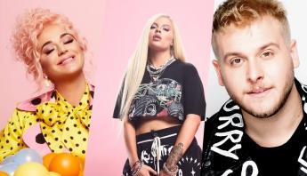 """A VOZ! Ouça trecho de """"Cry About It Later"""" de Katy Perry, em colaboração com Luísa Sonza e Bruno Martini"""