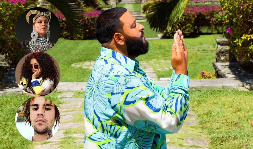 Com colaborações de Beyoncé, Justin Bieber, H.E.R. e mais, DJ Khaled anuncia tracklist de seu novo disco