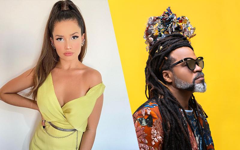 Carlinhos Brown escreve música em homenagem à Juliette, com            lançamento marcado para sexta-feira
