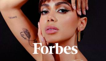 Segundo a Forbes do México, império de Anitta já ultrapassa mais de MEIO BILHÃO de reais; confira