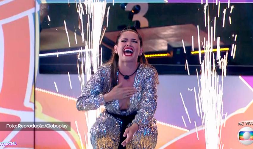 #BBB21: Com 90%, Juliette conquista recorde histórico de aprovação na final do BBB 21