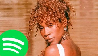 """Karol Conká invade top 50 do Spotify Brasil com seu novo single, """"Dilúvio"""""""