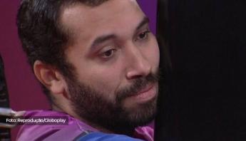 """#BBB21: Gilberto revela que entregou prova da final para Fiuk e diz: """"eu quero que você ganhe mesmo se eu ficar"""""""