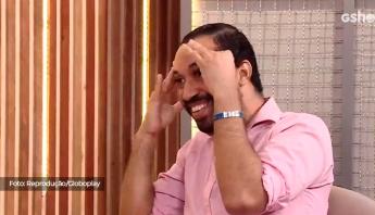 #BBB21: veja a reação de Gilberto ao descobrir que tem 9 (quase 10) milhões de seguidores