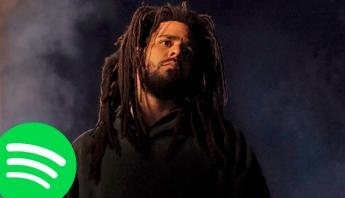 """Com estreia do """"The Off-Season"""", J. Cole emplaca TODAS as faixas do disco no top 15 do Spotify"""