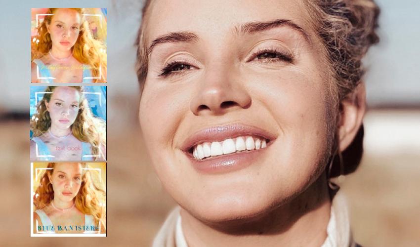 """Lana Del Rey divulga três faixas de seu novo álbum, """"Blue Banisters""""; ouça"""