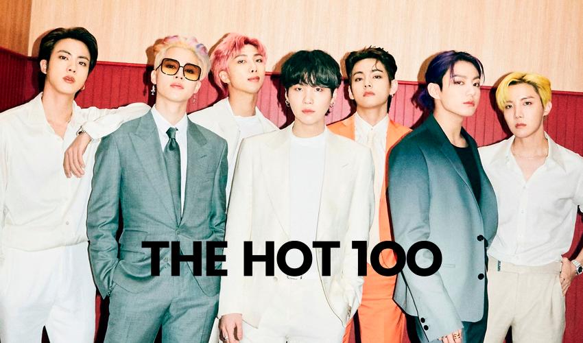 Previsões apontam reinado absoluto e isolado de BTS no topo da Hot 100 da próxima semana; veja o top 20