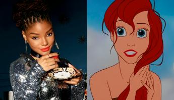 """Segurança no set de """"A Pequena Sereia"""" teria sido intensificada contra vazamento de imagens de Halle Bailey como Ariel"""