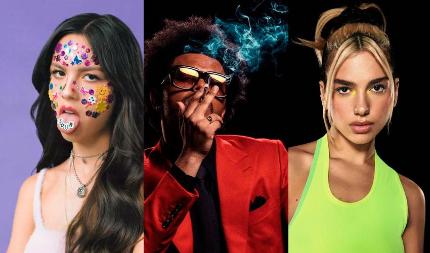Com Olivia Rodrigo no topo, Official Charts UK divulga lista das melhores faixas de 2021 até o momento; veja