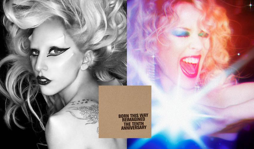 """Kylie Minogue reimagina """"Marry The Night"""" para edição de aniversário do """"Born This Way""""; ouça"""