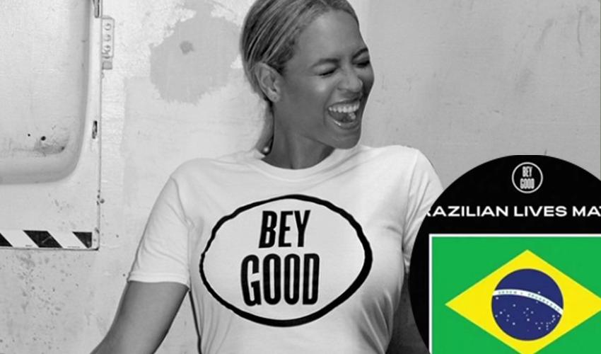 Beyoncé anuncia projeto para famílias carentes pelo BEYGOOD pro Brasil