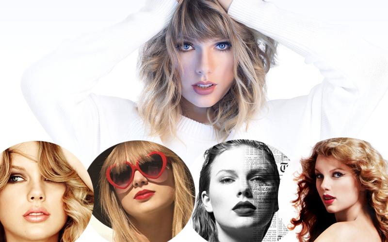 A carreira de Taylor Swift resistirá à saturação da regravação de seus álbuns?