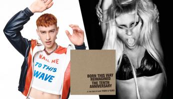 """Years & Years lança versão de """"The Edge Of Glory"""" em comemoração aos dez anos do álbum """"Born This Way"""""""