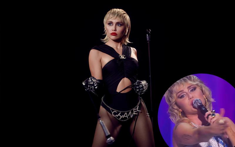 """Miley Cyrus divulga performance de """"Believe"""", de Cher, para especial do Orgulho LGBTQIA+"""