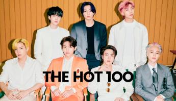 Pela sétima semana consecutiva, BTS deverá se manter no topo da Hot 100 da Billboard; confira previsões
