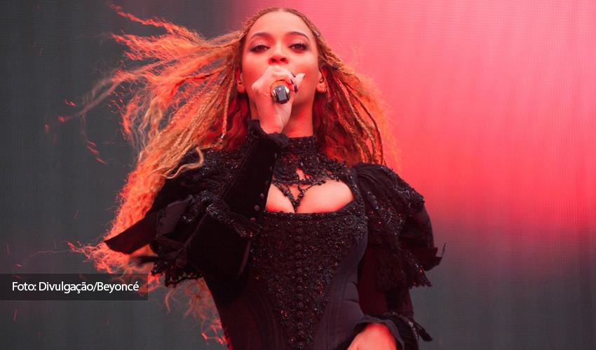 Segundo tabloide americano, Beyoncé tem um banco de dados super privado com milhares de horas de filmagens