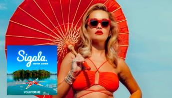 """Sigala se une a Rita Ora em seu novo single, """"You For Me""""; ouça"""