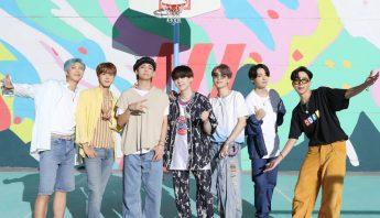 """""""Dynamite"""" do BTS é a primeira música de k-pop a chegar a um bilhão no Spotify"""