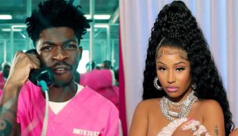 """Em recente entrevista, Lil Nas X cita Nicki Minaj e diz que a rapper é uma """"heroína""""; confira"""