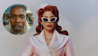 """""""Sempre estarei com minha comunidade LGBTQ+"""", disse Anitta ao se  posicionar contra as atitudes do rapper DaBaby; confira"""