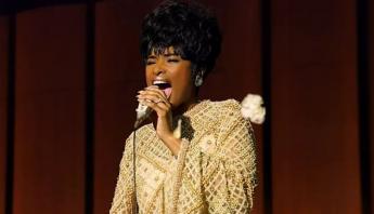 """O OSCAR VEM! Universal Pictures divulga novo pôster de """"RESPECT"""" filme sobre a vida de Aretha Franklin"""