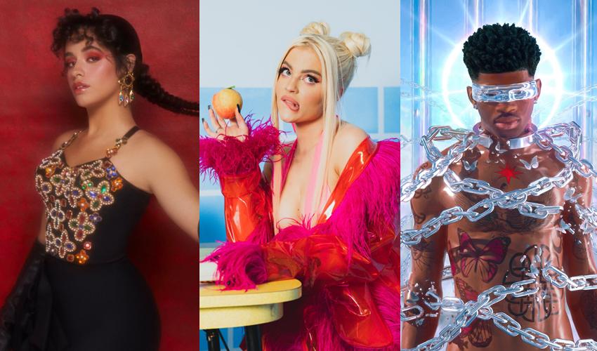 #ChegayNoPFBR: confira primeiras impressões dos trabalhos de Camila Cabello, Luísa Sonza, Lil Nas X e mais