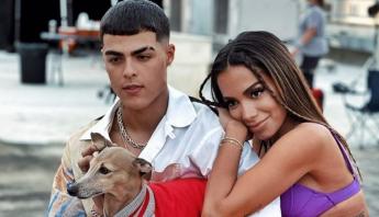 """Anitta e Lunay anunciam data de lançamento do videoclipe de """"TODO O NADA""""; confira"""