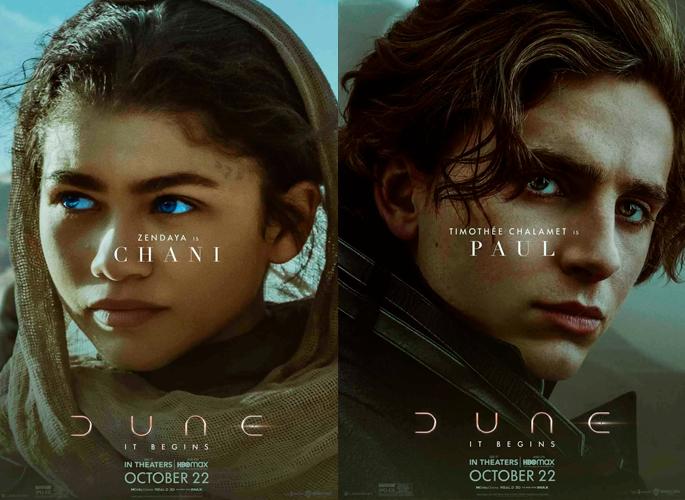 """""""Duna"""": novo trailer do épico é divulgado; assista"""