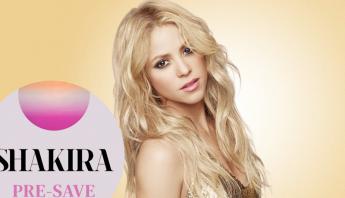 Ela está voltando! Shakira altera layout das redes sociais e libera link do pre-save do seu novo single