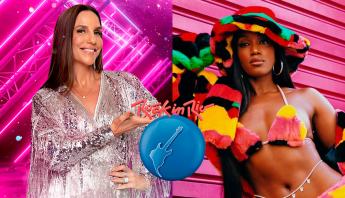 Iza e Ivete Sangalo são oficialmente confirmadas no Rock In Rio 2022; saiba informações