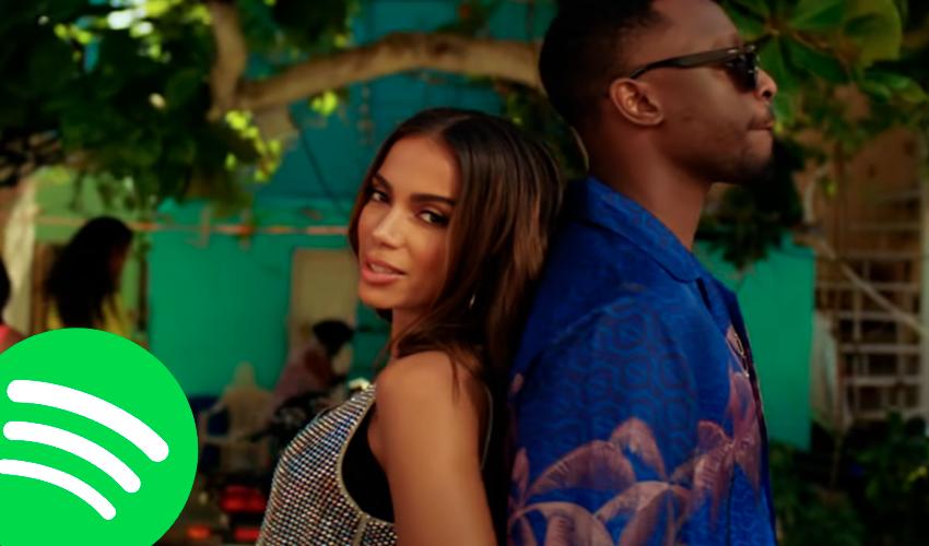 """Após Paris se tornar a terceira cidade do mundo que mais consome Anitta, """"Mon Soleil"""" sobe no Spotify da França"""