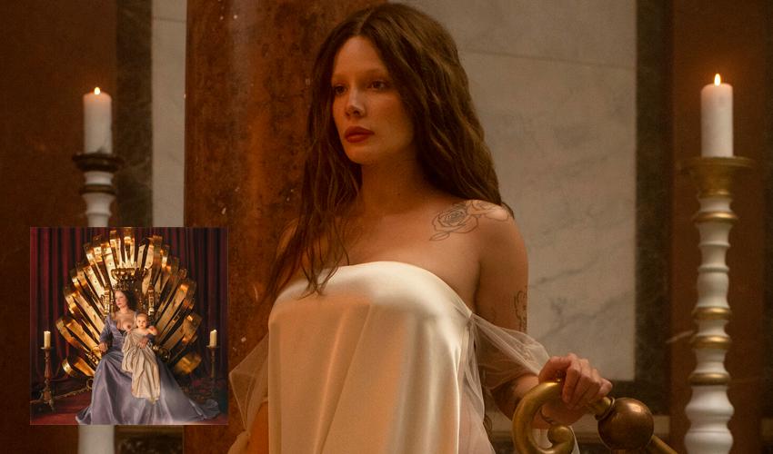 """Halsey está de volta com seu novo álbum, """"If I Can't Have Love, I Want Power""""; ouça"""