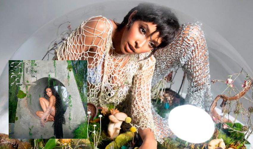 """Tinashe divulga o """"333"""", seu quinto álbum de estúdio; ouça"""