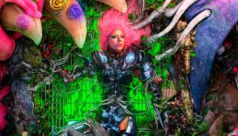 """O AMANHECER DE """"CHROMATICA""""! Lady Gaga anuncia esperado álbum de remixes"""