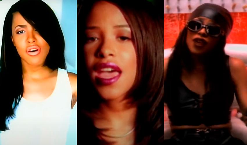"""Como parte o lançamento do """"One In A Million"""", videoclipes de Aaliyah ganham versões remasterizadas; assista"""