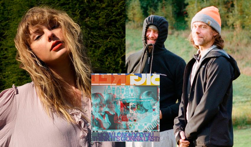 """Com nova colaboração com Taylor Swift, Big Red Machine divulga o álbum """"How Long Do You Think It's Gonna Last?""""; ouça"""