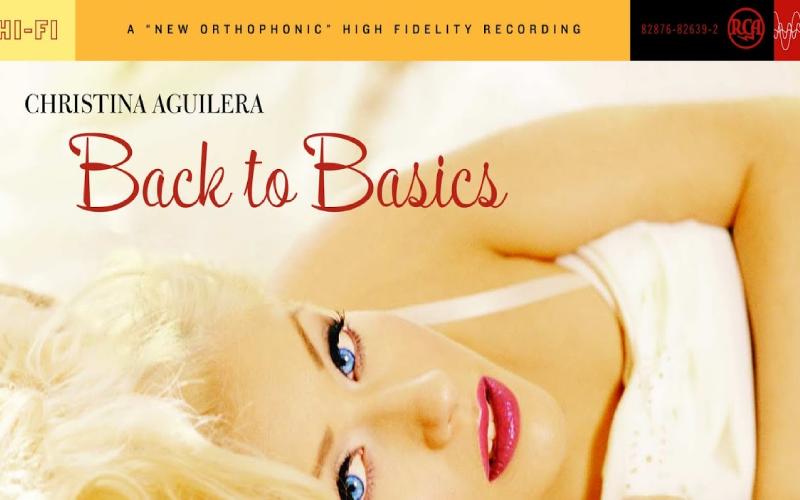 """""""Back To Basics"""": Christina Aguilera celebra os 15 anos do álbum"""
