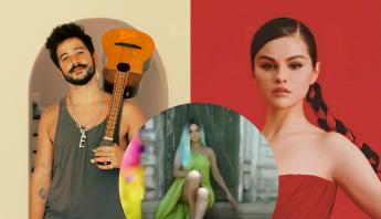 """Camilo e Selena Gomez compartilham teaser de """"999""""; ouça"""